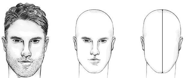 الوجه الطويل