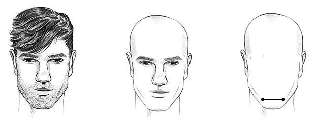 الوجه الماسي