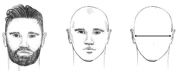 الوجه الكروي