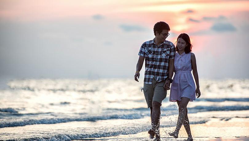 9 أشياء يفعلها الرجل عندما يقع في حبك