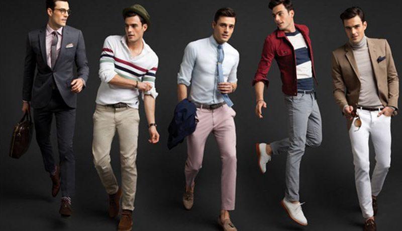 تنسيق ملابس الرجال